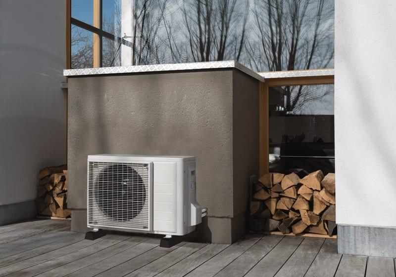varmepumpe håndværkerfradrag Tønder